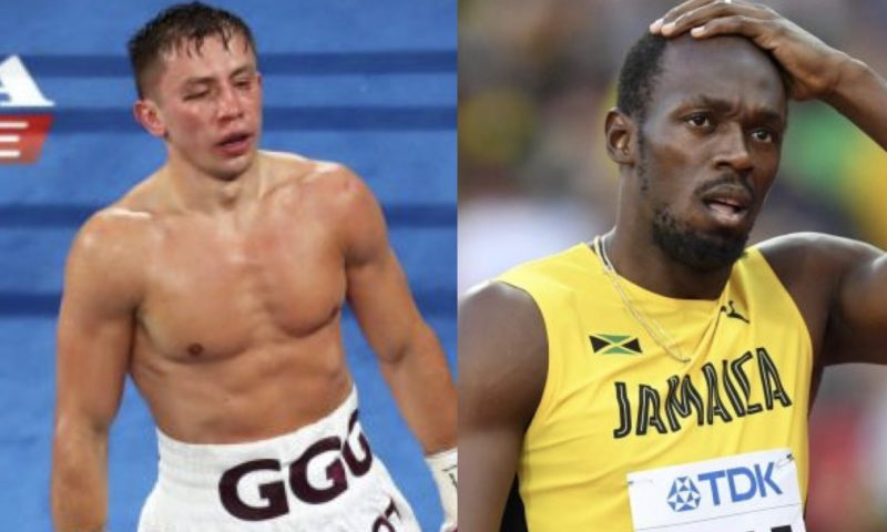 Golovkin defeat Equivalent to Bolt in Rio