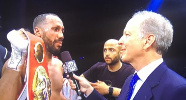 DeGale becomes a Two Time World Champion plus Hurd beats Lara to become the Unified World Champion