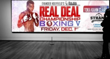 The Real Deal Boxing's weights from Providence