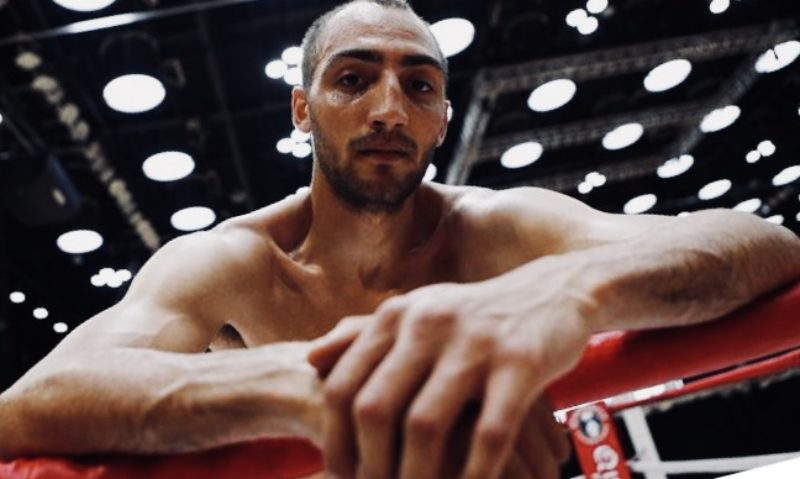Bradley Skeete Ready for the Spanish Inquisition