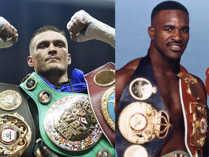 Will Usyk be the Real Deal at Heavyweight?