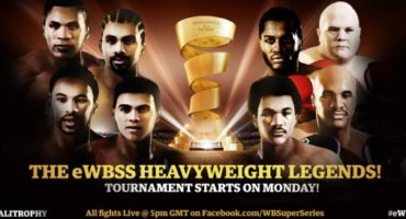 Ali, Frazier and Tyson among eight legends questing for the eAli Trophy