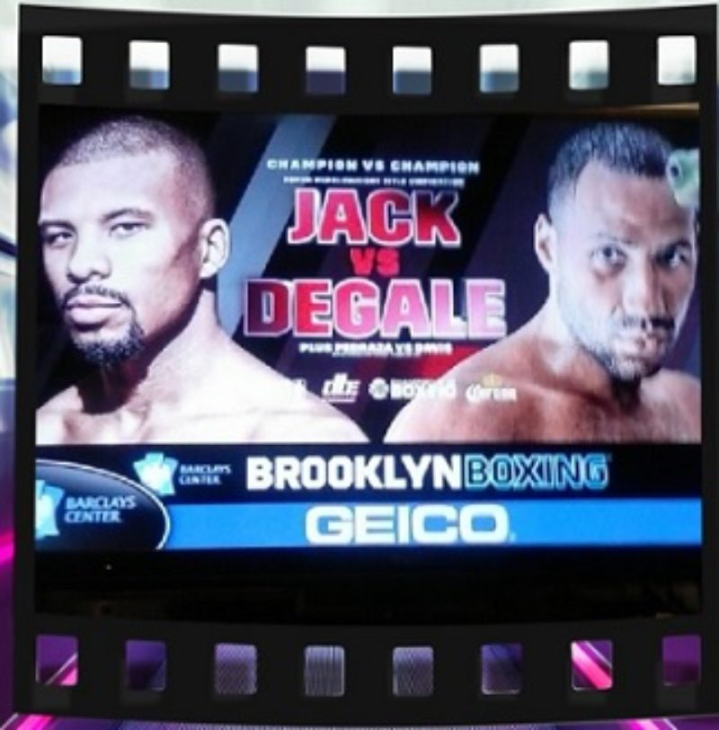 James DeGale and Badou Jack deliver in Brooklyn