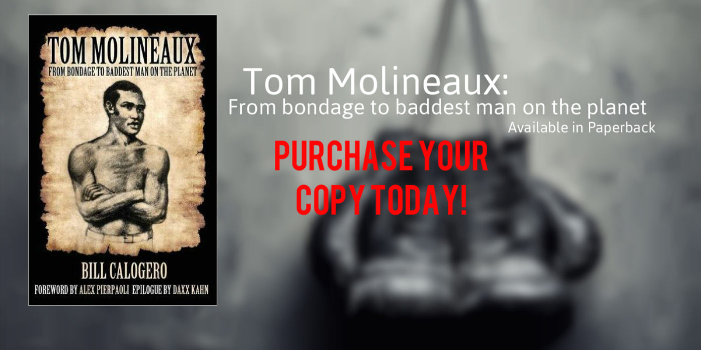 Tom Molineaux: From Bondage To The Baddest Man On The Planet
