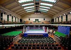 Another great fight night at the Historic York Hall