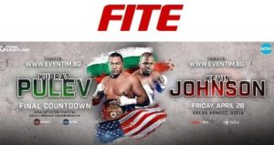 FITE TV to stream Kubrat Pulev vs. Kevin Johnson Heavyweight clash Live on PPV, April 28, from Bulgaria