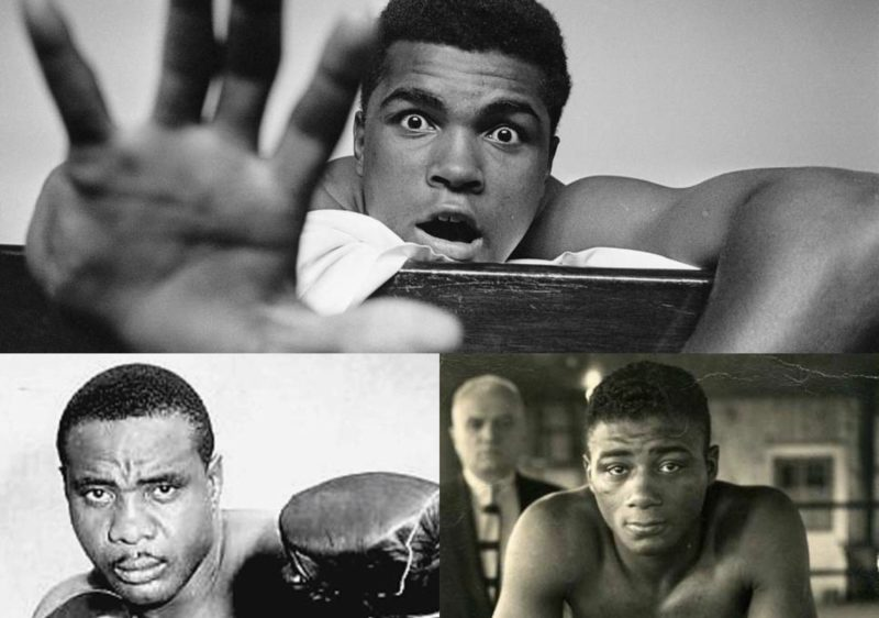 The Lineal Heavyweight Championship Timeline 'Ali Shocks the World' from 1956-1967