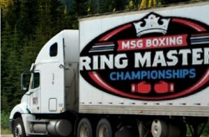 "USA Boxing Metro's ""Road to the Garden"" stops in Pougkeepsie NY."