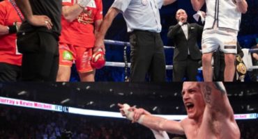 Fitzgerald-Fowler: A New Groves-DeGale Rivalry?