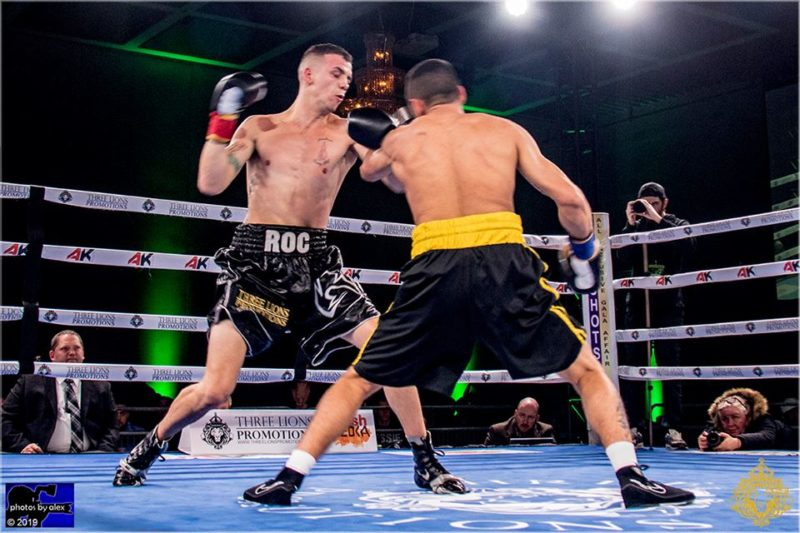 Three Lions Promotions: Saint Patrick's Day Showdown in Steeltown – FULL REPORT
