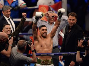 What next for Amir Khan?