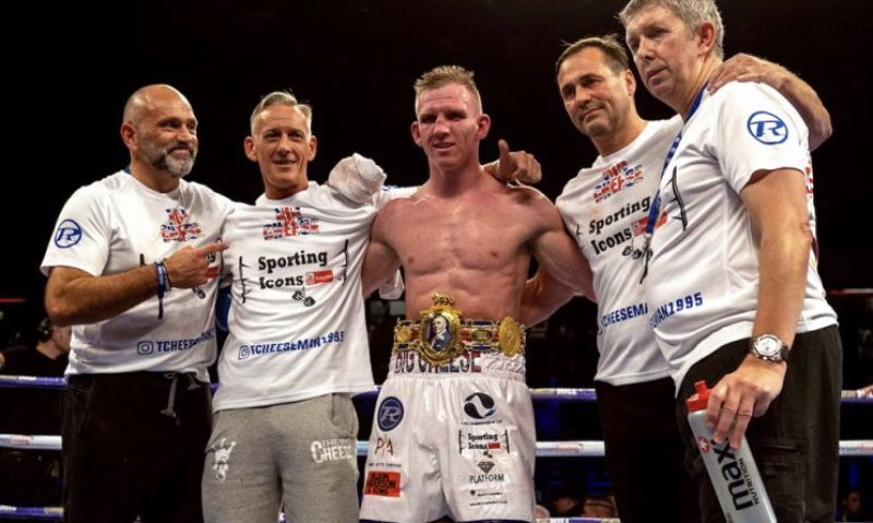 What next for Ted Cheeseman?
