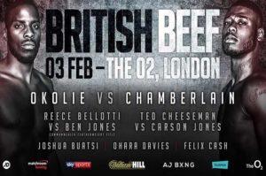 Okolie-Chamberlain: A Score to Settle