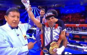 Kal Yafai impresses on American debut