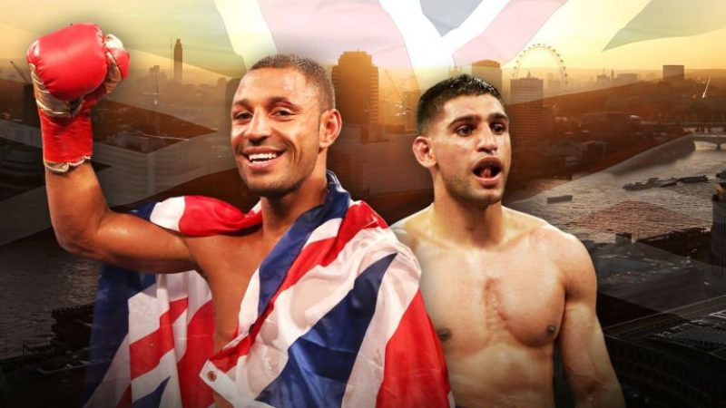 Brook picks Khan over World title