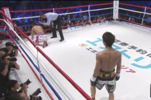 Special Talent Inoue becomes a 3-weight World Champion