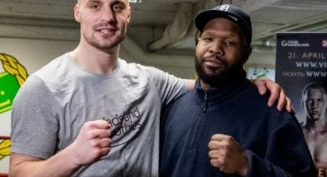 Banks reveals Granat's tough sparring tests at the Kronk Gym