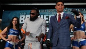 Vargas and Broner fight to Majority Draw, Charlo and Davis score easy wins in Brooklyn