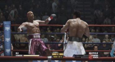Sensational Ali stops brave Holyfield in eWBSS opener