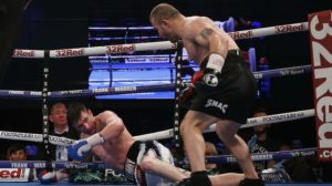 Mini Mike Tyson lands a title shot – while Murray keeps title hopes alive