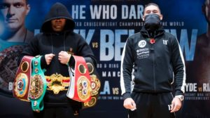 Usyk vs Bellew: Breakdown and Predictions
