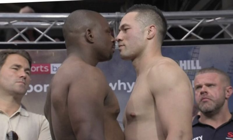 Whyte vs Parker – Breakdown and Predictions