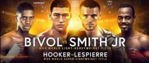 BIVOL vs SMITH JR FINAL PRESSER QUOTES AND PHOTOS