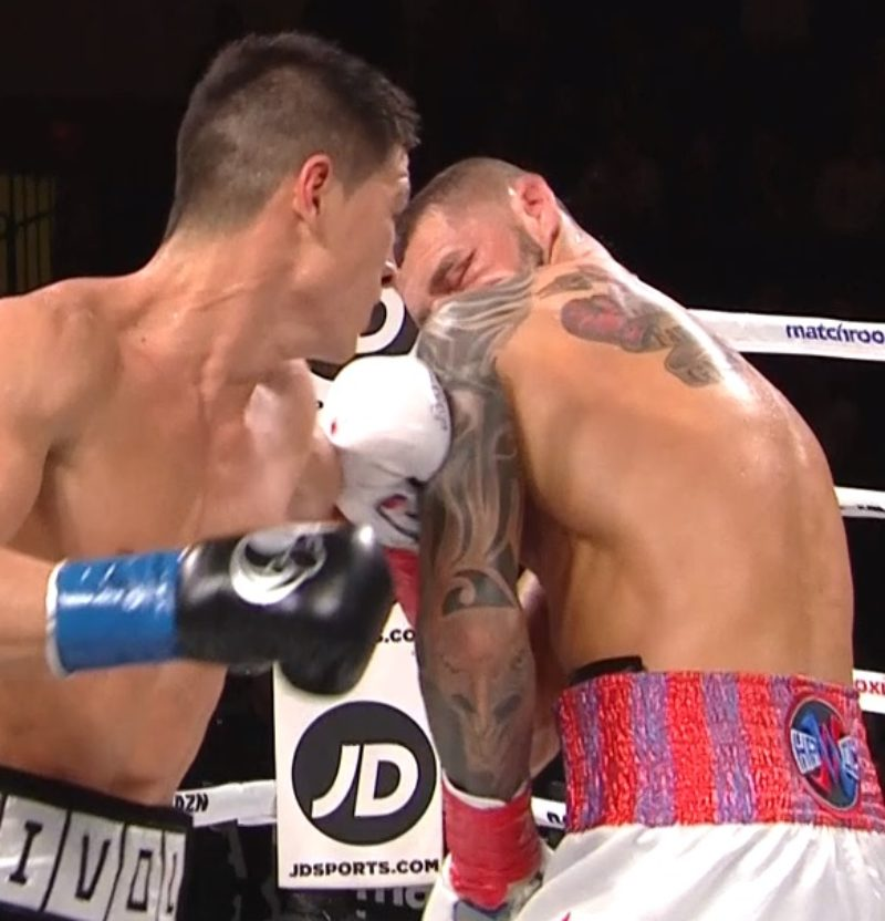 BIVOL OUTPOINTS HARD HITTING SMITH JR. IN TITLE FIGHT