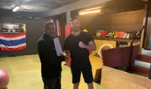 Unbeaten super-middleweight Charlie Shane signs with Boxing Connected