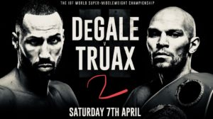 Revenge Mission for DeGale