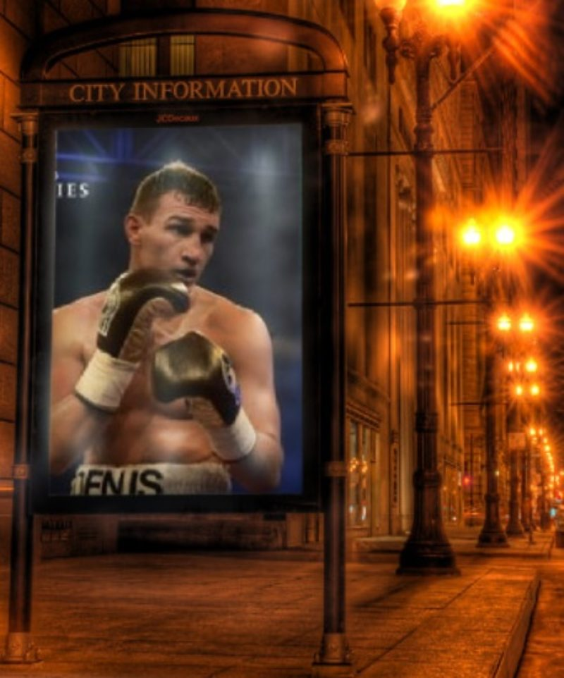 Super-middleweight talent Radovan to fight French Aboghe on Usyk-Huck undercard