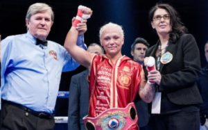THORSLUND DOMINATES ADAMS TO DEFEND WBO WORLD TITLE
