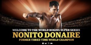 Bantamweight star Donaire confirmed for Season II of the World Boxing Super Series