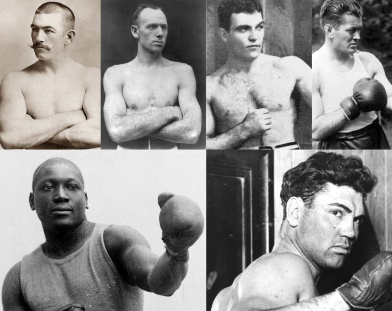 The Lineal Heavyweight Championship Timeline from 'Bare-Knuckle to Gloved' 1885-1928