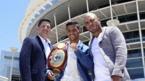 WBO light flyweight champion Tito Acosta to make 1st title defense vs. Carlos Buitrago