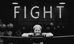 Boxing photographer Emily Harney enters ring to KO Cancer
