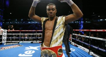 Welterweight World Champion Errol Spence Jr. to Defend Against Former Champion Lamont Peterson