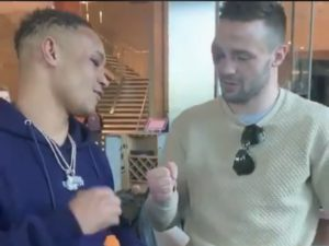 The O2 Arena cements its status as the darling of British Boxing – Thanks to Josh Taylor and Regis Prograis