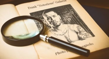 Main Events Inks Deal for Frank Galarza