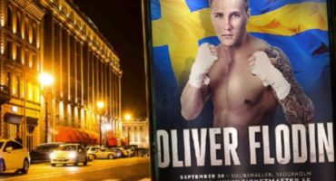 Swedish amateur star Flodin signs with Team Sauerland, makes pro debut on September 30