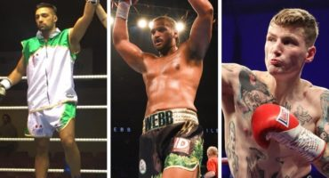 Trio of Guildford City Gym fighters added to December 15 card