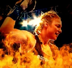 "HEATHER ""THE HEAT"" HARDY RETURNS TO BARCLAYS CENTER SATURDAY, APRIL 21"