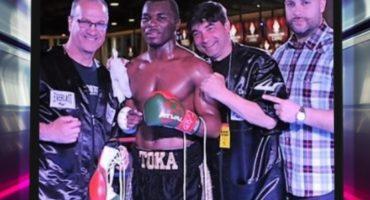 Featherweight prospect Toka Kahn-Clary to headline his first show Oct. 19 in Atlanta