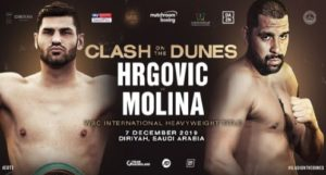 "WORLD TITLE CHALLENGER DUHAUPAS: ""HRGOVIĆ'S STYLE AND ABILITY ARE SIMILAR TO VITALI KLITSCHKO"""