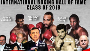 IBHOF Class of 2019 Officially announced!