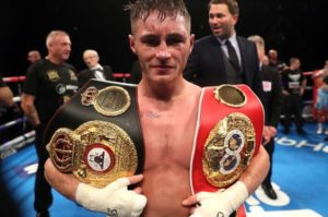 Ryan Burnett becomes first unified champion in Ireland