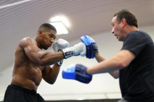 Anthony Joshua fight exclusive: Carlos Takam will still be in my face when I keep hitting him – Part 1