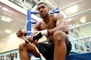 Anthony Joshua fight exclusive: I can't get Wladimir Klitschko fight out of my mind but it will give me strength – Part 2