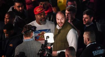Anthony Joshua exclusive: I want to get down and dirty with Tyson Fury – Part 3