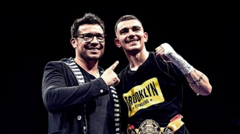 PROSPECT JON FERNANDEZ AND CO-PROMOTER SERGIO MARTINEZ Q&A IN ADVANCE OF FRIDAY'S HALL OF FAME WEEKEND SHOBOX